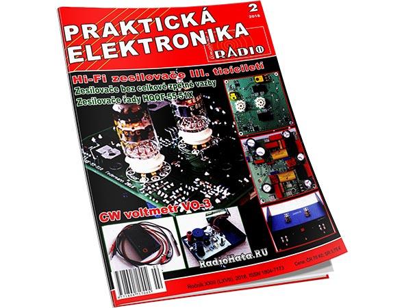 A Radio. Prakticka Elektronika №2 2018