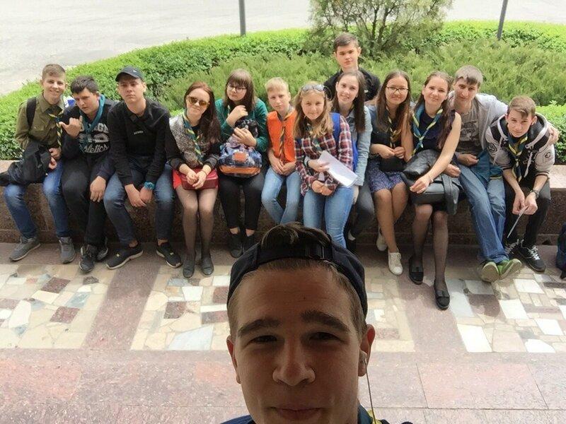 Большая Георгиевская игра в Волгограде