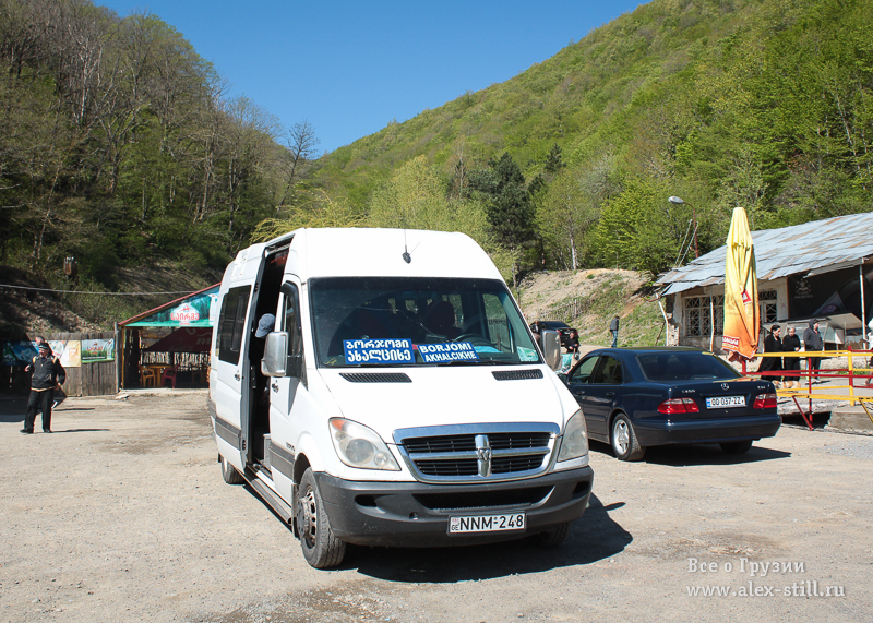 Тбилиси - Ахалцихе: как добраться