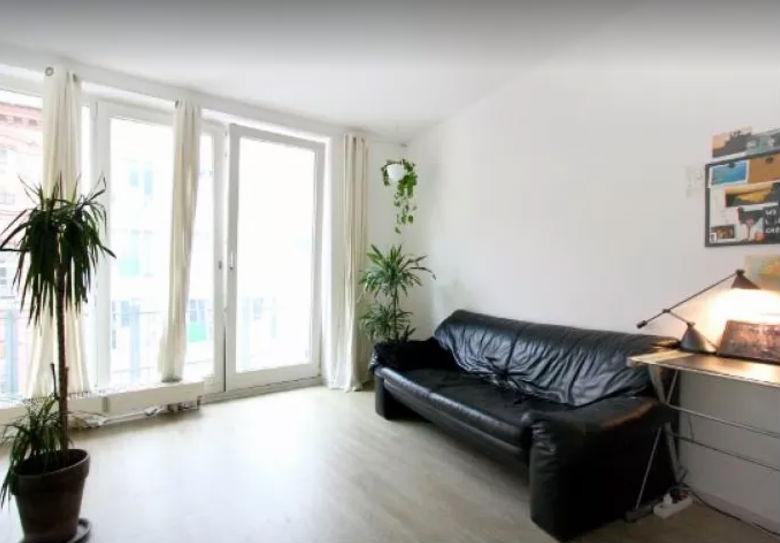 Берлин, Германия — 939 долларов. Цена в местной валюте: 795 евро в месяц. Размер: квартира с одной с