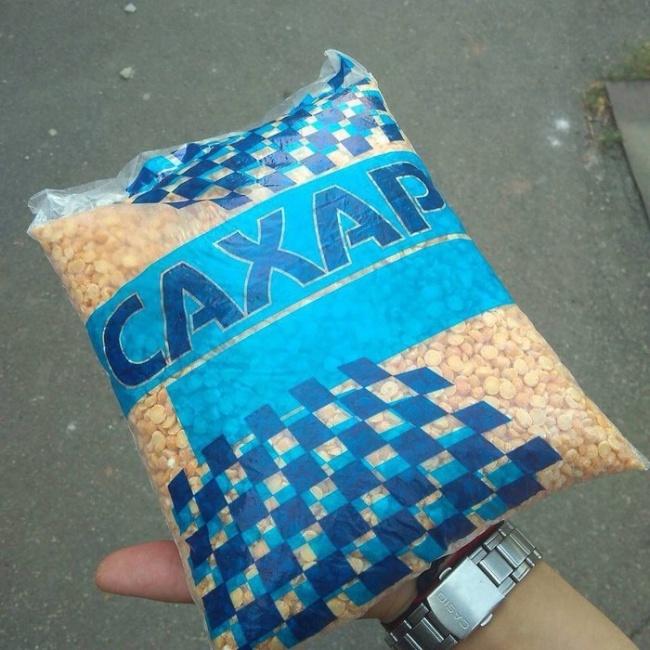 © Schastje/pikabu     Бесит, когда покупаешь гречку, авупаковке вместо риса оказывается