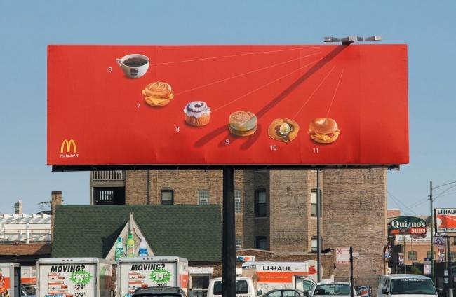 © flickr     Солнечные часы— меню.    14. Креативная реклама презервативов I