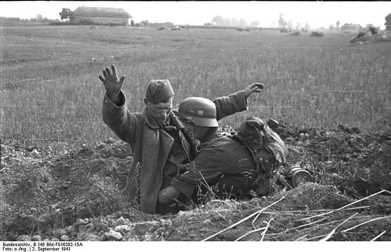 Полковник Луитпольд Штейдле, командир 767-го гренадерского полка 376-й пехотной дивизии, рассказывал