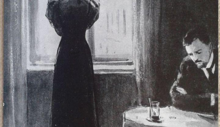 Будет ли женщина с богатым вором? (1 фото)