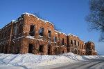 Руины дворца в Ильинском
