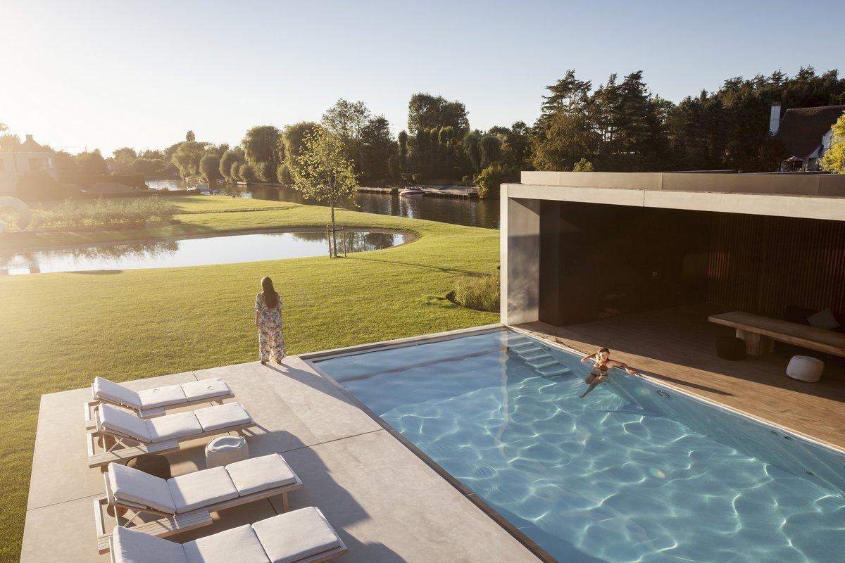 Роскошный частный дом в Бельгии