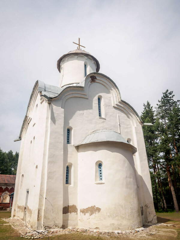 Церковь Рождества Богородицы в Перынском скиту, XIII в.