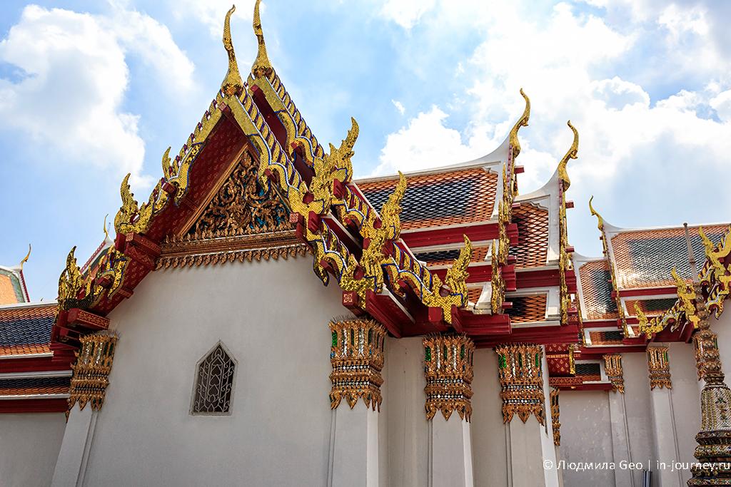 ват по - храм лежащего будды комплекс