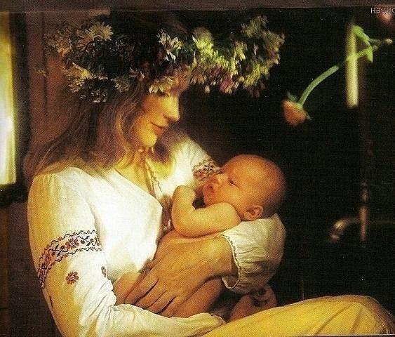 Семь правил Богини Лады для правильных родов