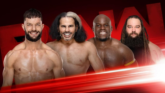 Post image of WWE Monday Night RAW 12.02.2018