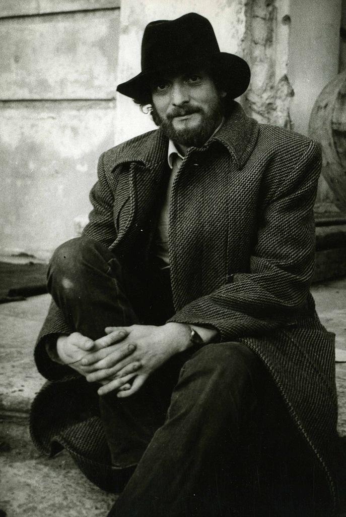 Поэт Николай Голь