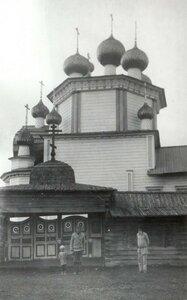 Окрестности Каргополя. Лядины