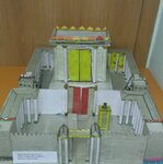Мацегор Руслан - Макет храма Бога живого