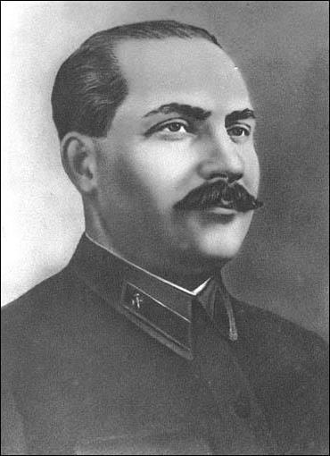 Великая страна СССР, Лазарь Каганович