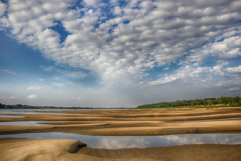 Песчаные волны Ахтубы