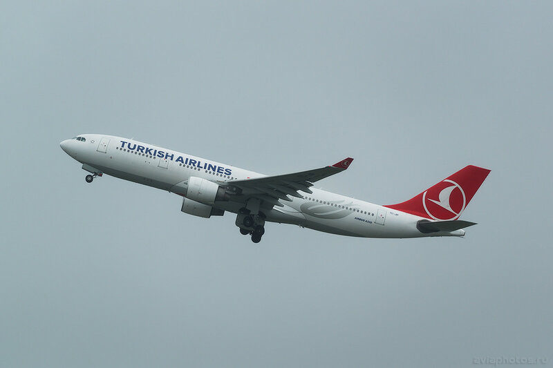 Airbus A330-223 (TC-JIP) Turkish Airlines 0042_D804397