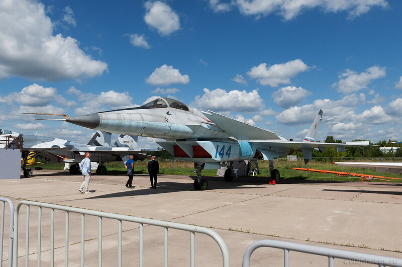 Микоян-Гуревич МиГ-1.44МФИ ВКС России 088_D702919