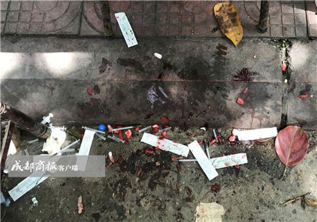 Ветеринар-нелегал развернул на улице операционную по удалению связок у собак