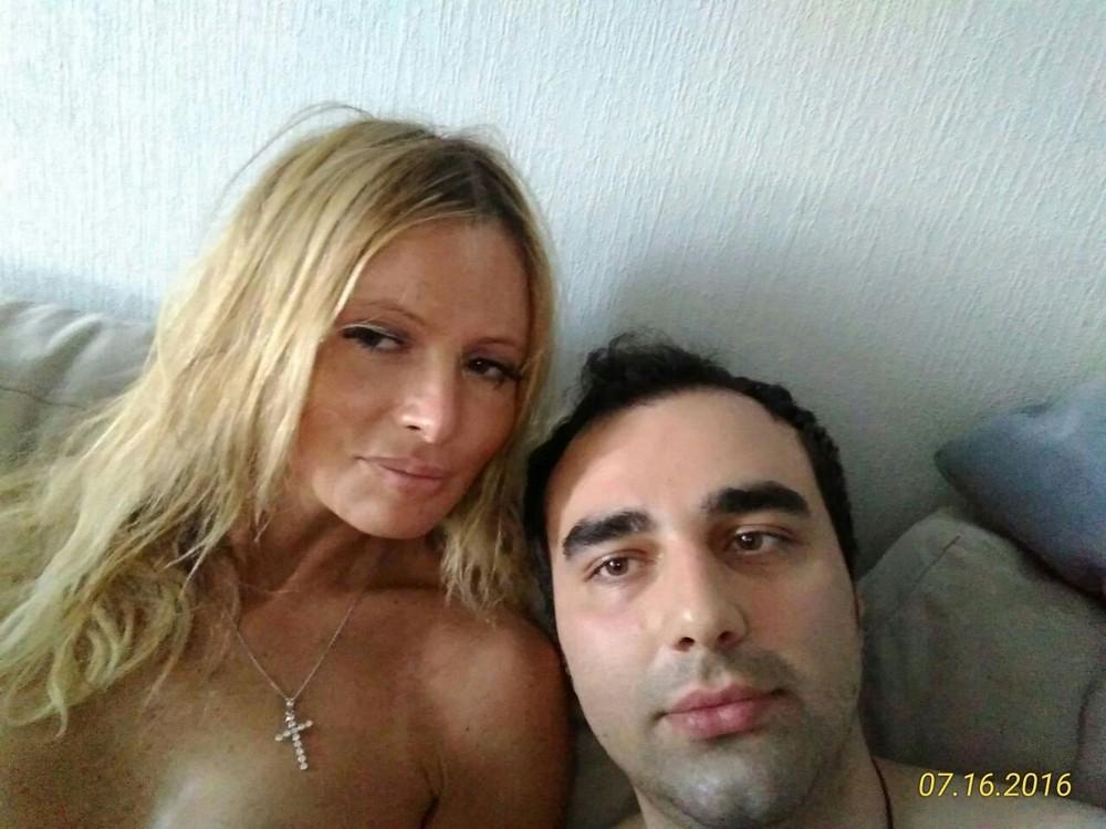 Откровенные снимки Даны Борисовой попали в сеть