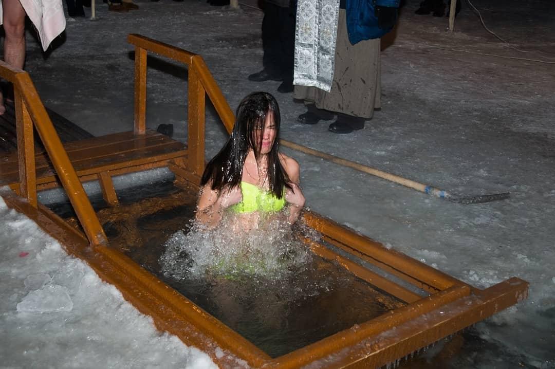 Крещение-2018 в девушках