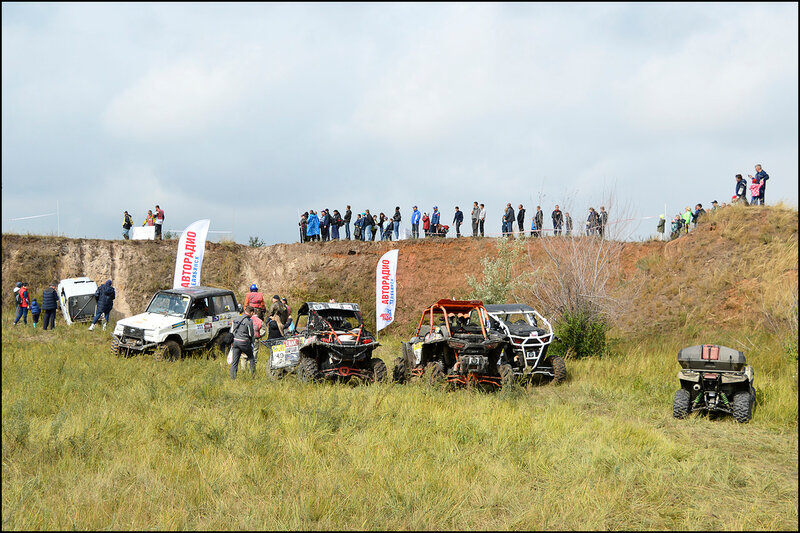 Rainforest Challenge Russia Ural.