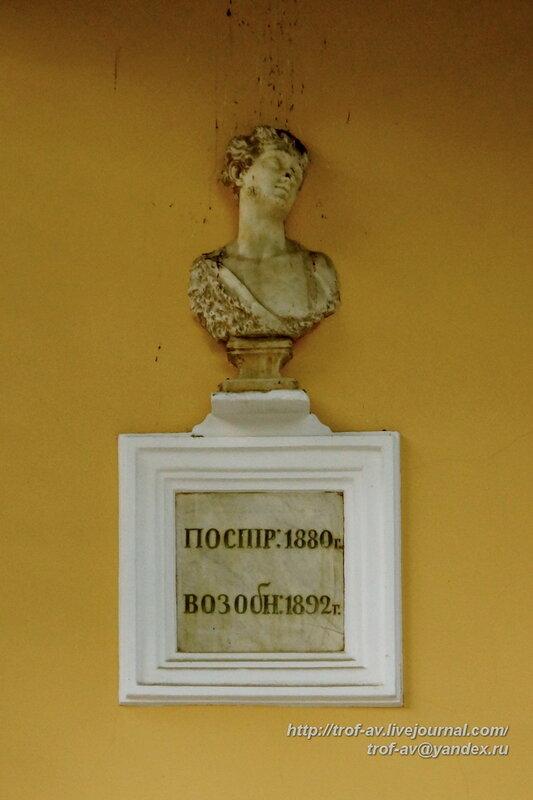 Дом Мазировой, сестры Айвазовского, Феодосия