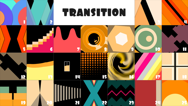 transition 1-25