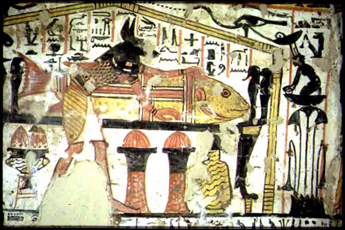 День уфолога. Тайны Египта