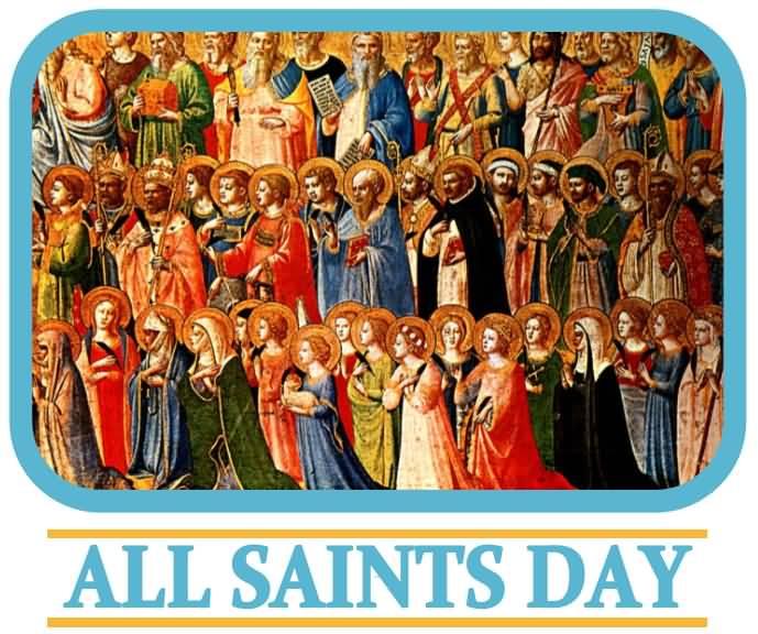 Открытки на День Всех Святых