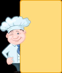 кухонные вывески