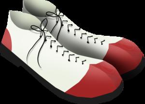 цирковые ботинки
