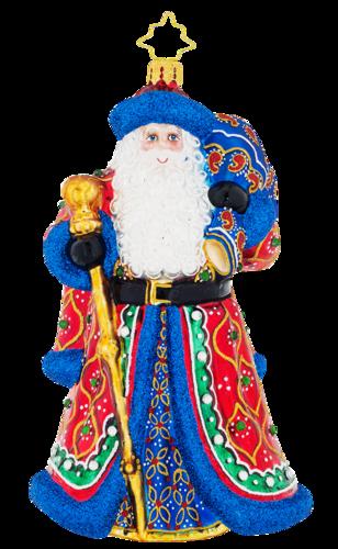 Дед Мороз PNG.