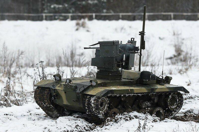0 17f83a 3f901f72 XL - Нерехта - боевой робот Красной Армии