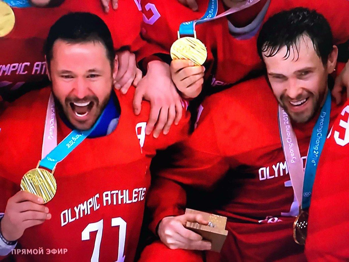 0 184187 d39d96cc orig - Победа Российской хоккейной сборной на Олимпиаде 2018