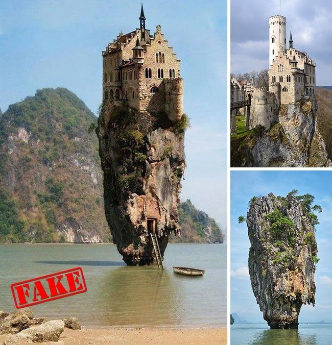 © facebook  © pixabay  © pixabay  Короткая, емкая итакая манящая подпись «Замок-о