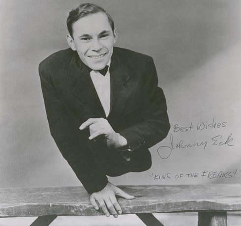 Джонни Экк (27.08.1911 года, Балтимор — 05.01.1991 года, Балтимор) наиболее известен по сыгран