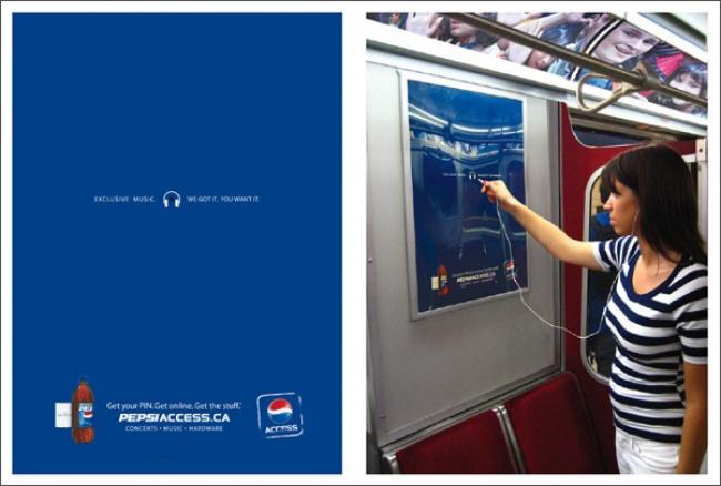 © Pepsi      6. Держаться запоручень иодновременно примерять часы? Запросто!