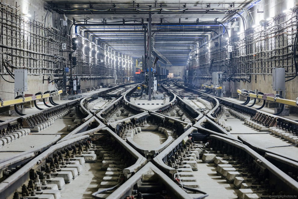 Большая Кольцевая Линия метро Москвы