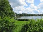 В Екатерининском парке. Начало августа