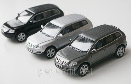 Kinsmart Volkswagen Touareg 2003