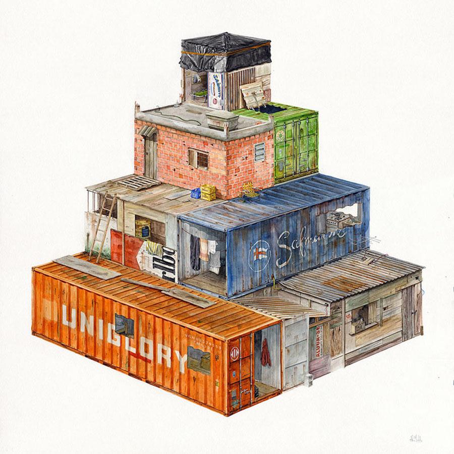 Splendid Organized Trash by Alvaro Naddeo