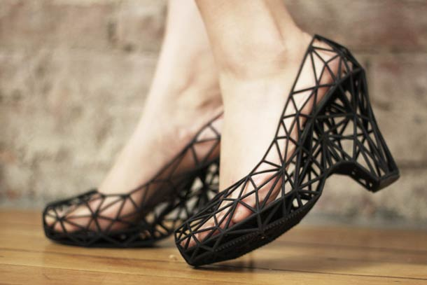 Strvct – 3D printed Fashion Shoes (7 pics)