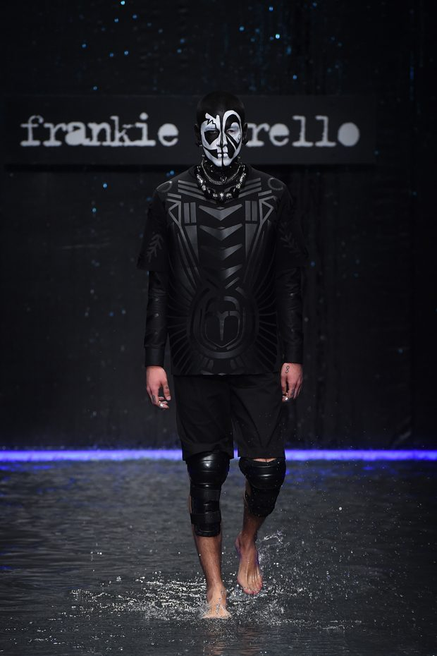#MFW: Frankie Morello Spring Summer 2018 Collection
