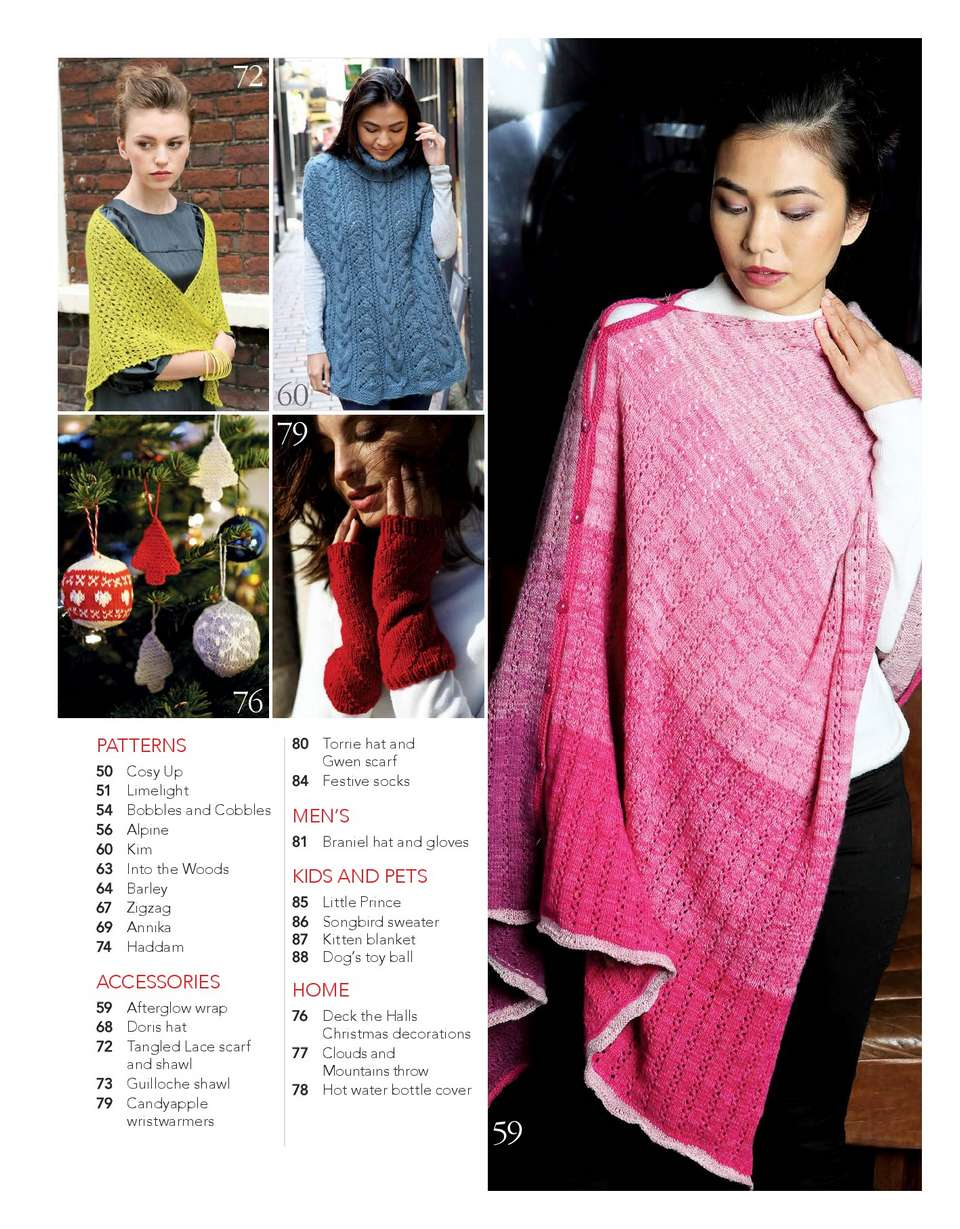 Knitting Magazine 162December 2016
