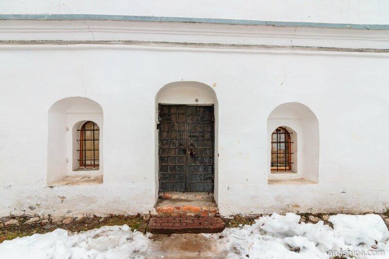 Архиерейский дом, Вологодский кремль