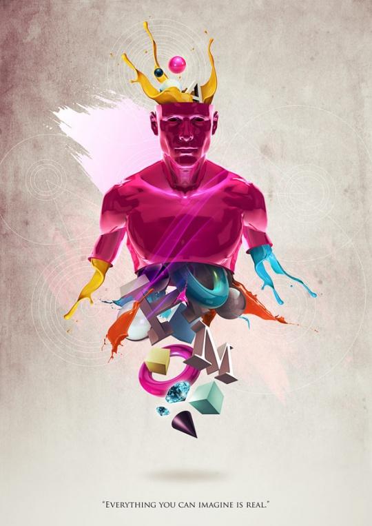 Digital Artworks by Giampaolo Miraglia