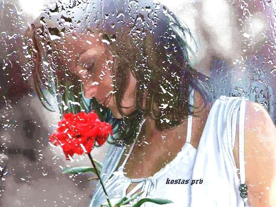 узнать, как я помню сад и дождь картинки своей красоте