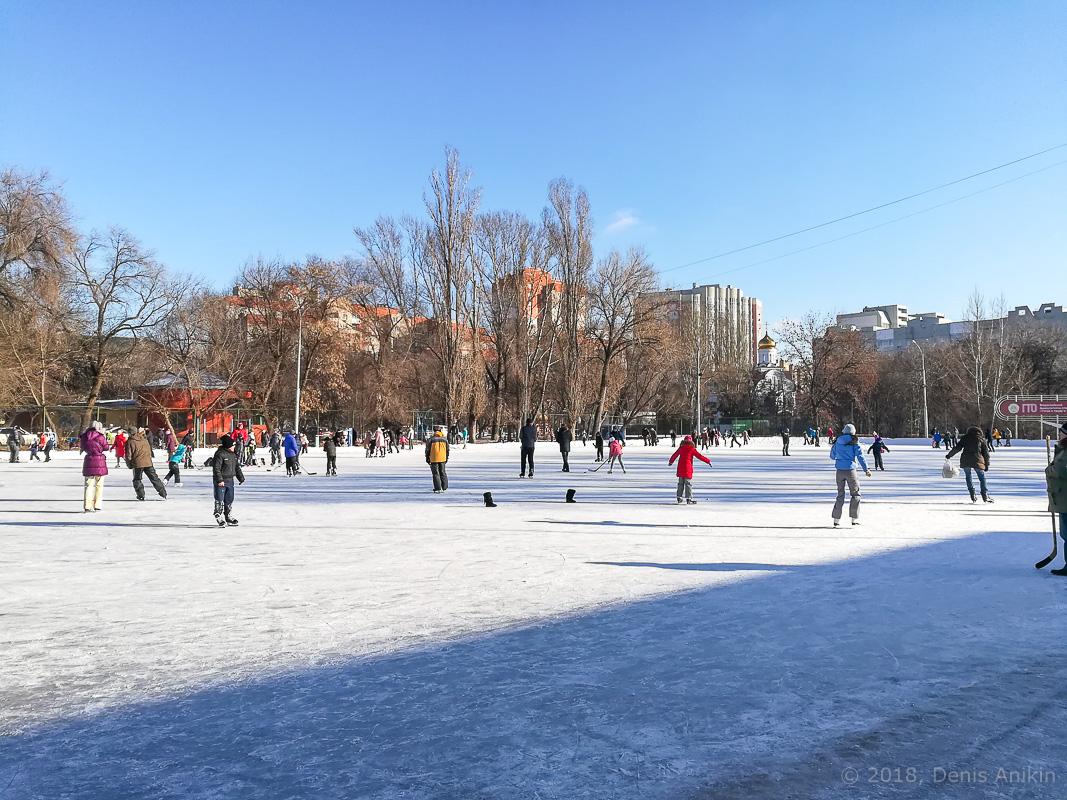 каток детский парк саратов фото 1