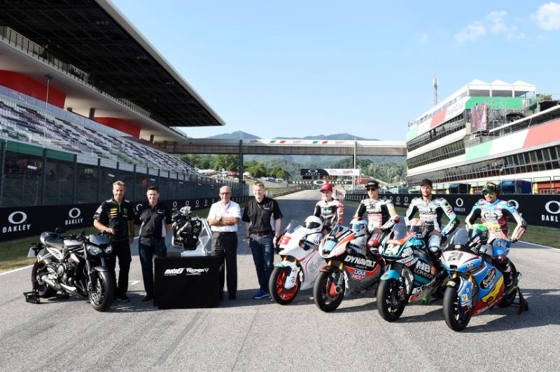 Двигатели Triumph сделают Moto2 ближе к MotoGP