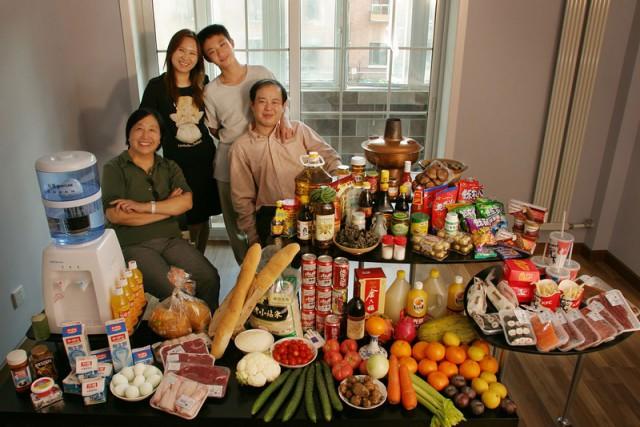Продукты питания из Китая, которые НЕЛЬЗЯ есть